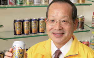 キリンビール代表取締役社長 松沢幸一「のどごし〈生〉」「新・一番搾り」「キリン フリー」…連続ヒットの裏側にあるものとは?!画像