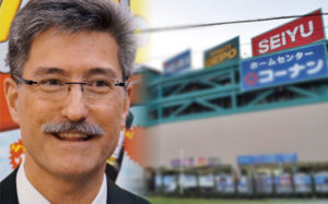 西友CEO兼 ウォルマート・ジャパン・ホールディングスCEO スティーブ・デイカスウォルマートのビジネスモデルは全世界で通用する!画像