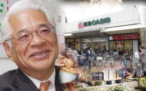 阪食代表取締役会長 千野 和利「3つの施策に取り組み、長期目標を達成したい」画像