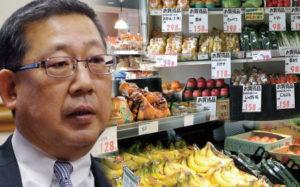 全日本食品 代表取締役社長 平野 実データの分析・活用だけでなく顧客との「ハイタッチ」を重視する画像