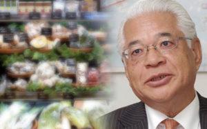 阪食 代表取締役会長 千野 和利「SMだけでは永続的な成長は難しい」食品製造小売業に舵切り!画像