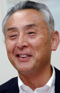 阪急オアシス代表取締役社長 並松 誠