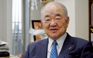 アークス代表取締役社長 横山清食品小売業界に迫るシンギュラリティ M&Aで1兆円の企業をつくる画像