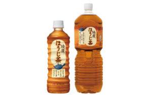 【コカ・コーラ】急須でいれたような香ばしい香り「綾鷹 ほうじ茶」画像