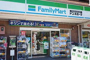 ファミリーマート世田谷鎌田三丁目店