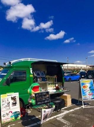 【エンジニア】関西・中部地域のホームセンター約70店舗をまわるキャラバンを実施!画像