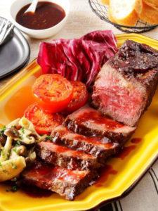 """【エバラ食品工業】<br />人気急上昇の""""リビングバーベキュー""""に注目<br />野菜もおいしく食べられるメニューを提案画像"""