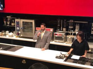 「シニア向けアメリカ食材セミナー」実施レポート画像