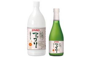 【眞露】「JINRO マッコリ」のパッケージデザインをリニューアル画像