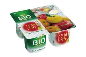 ダノン BIO 柚子リンゴ