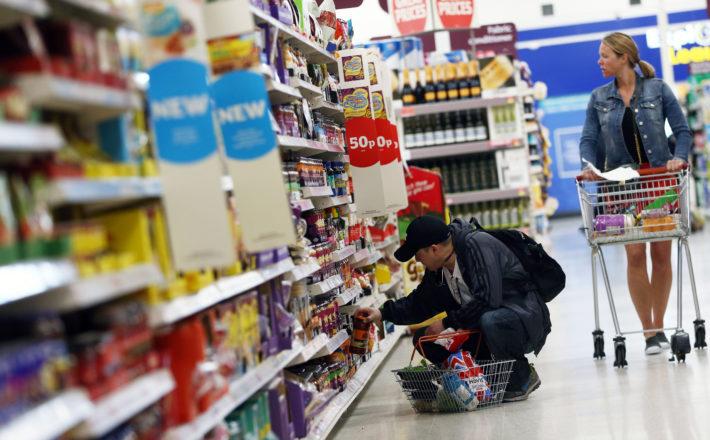 【経済】11月の英消費支出は前年比‐0.7%、7月以来の大幅減=ビザ画像