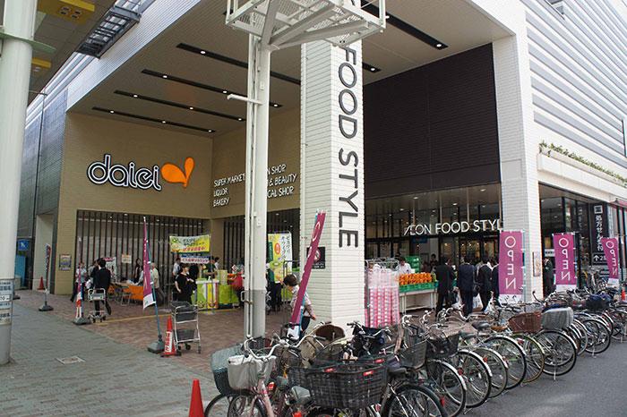 【ダイエー】八王子店跡地に4年ぶり、「イオンフードスタイル」出店画像
