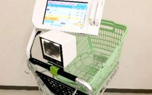 【東芝テック】イズミ ゆめタウン廿日市にカート型セルフレジ導入開始<br />レジ待ち時間を短縮、快適な買物環境を提供画像