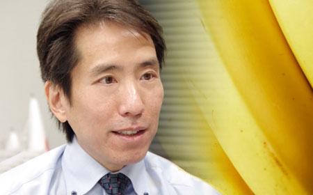 ケナード・ウォング ユニフルーティジャパン代表取締役社長