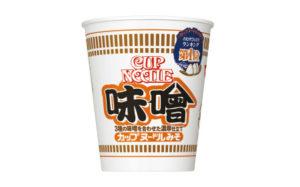 【日清食品】多くの要望に応えレギュラーサイズ化「カップヌードル 味噌」画像