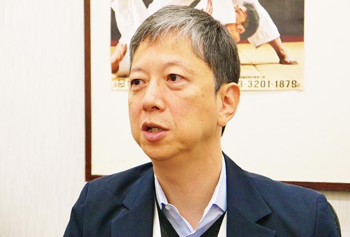 楽天西友ネットスーパーマーケティングのサービス開発担当取締役の野村佳史氏