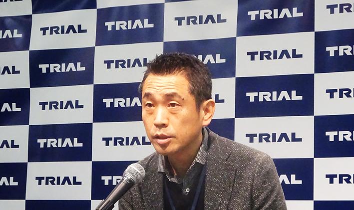 トライアルカンパニーの楢木野仁司会長