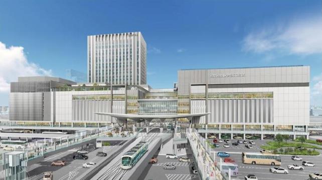 JR西日本広島駅ビル