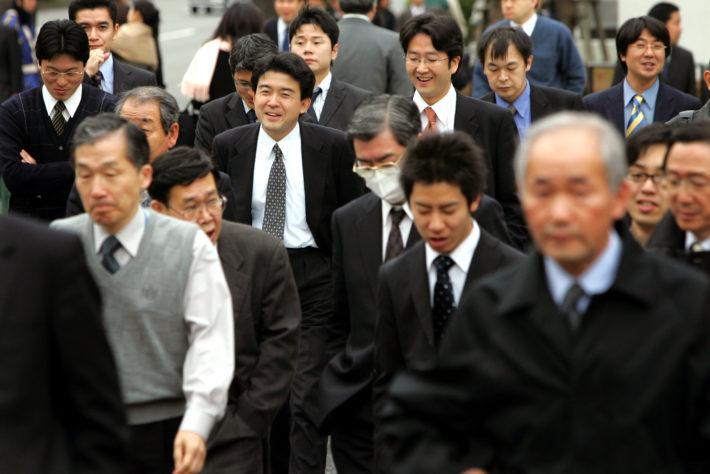 街角景気2月は改善 好天が寄与、大型連休への期待も画像