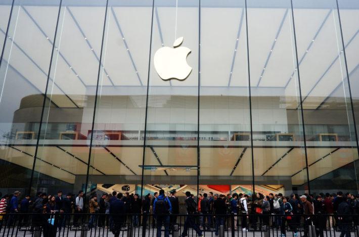 米アップル、顧客データ保護のTV広告放映開始画像