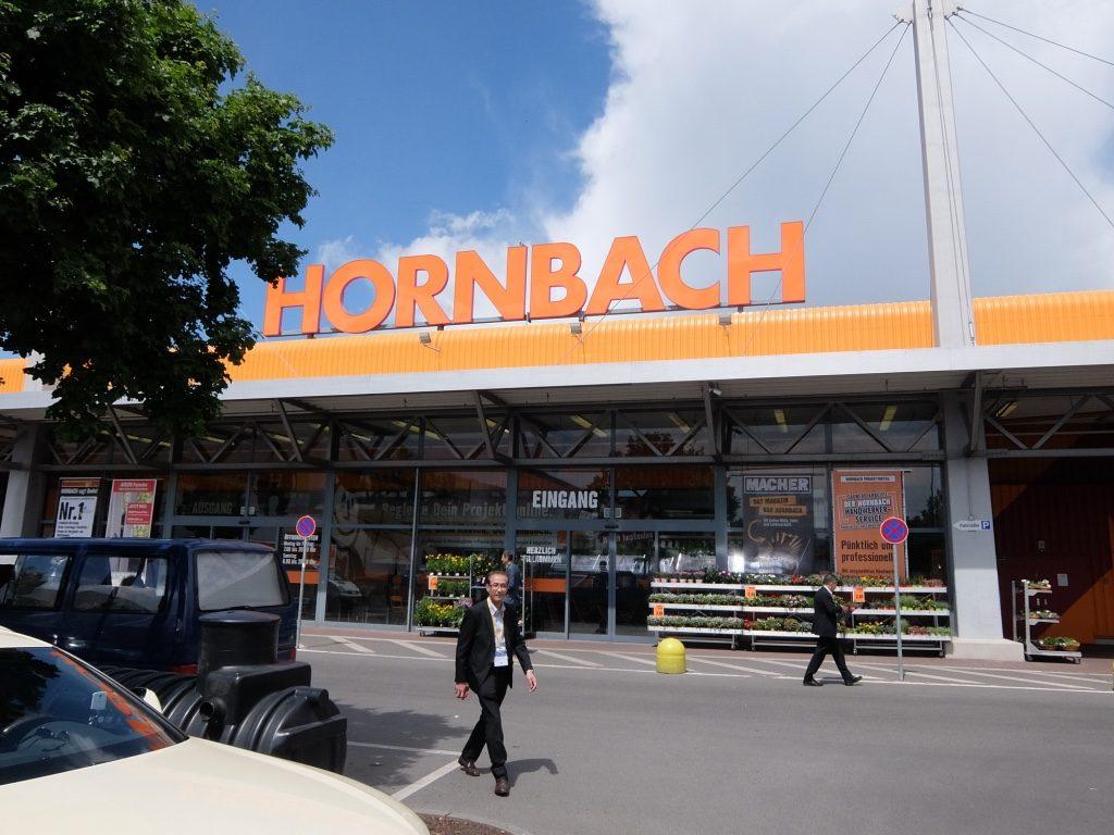 ホルンバッハの店舗外観
