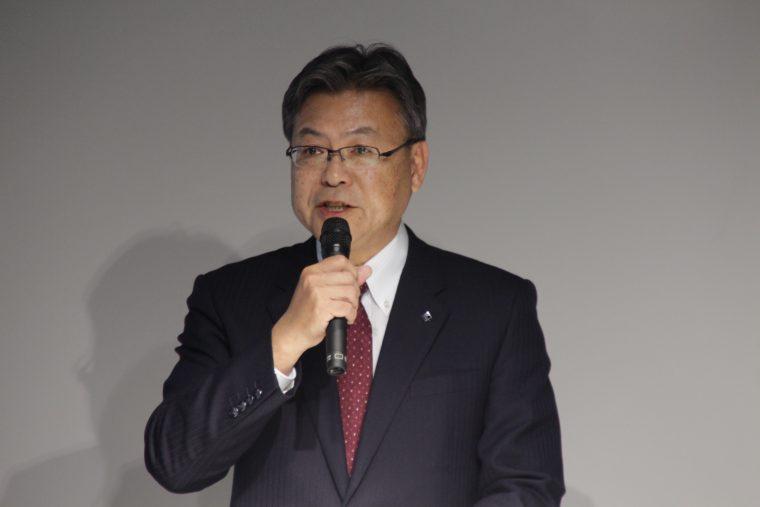 凸版印刷株式会社 常務執行役員 坂井 和則氏