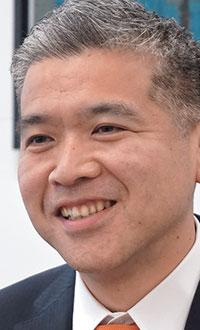 オーケー代表取締役社長 二宮 涼太郎