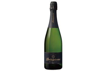 【メルシャン】スペイン産スパークリングワイン「デラピエ・ネグラ ブリュット」