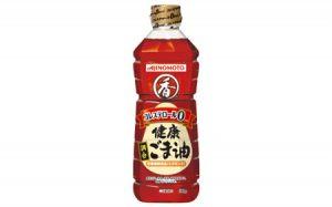 【J-オイルミルズ】軽くて持ちやすく、たっぷり使える「AJINOMOTO 健康 調合ごま油」600gUDエコペット
