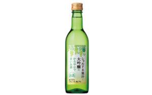 【盛田】飲みやすくかろやか「nenohi シャルドネ果汁と大吟醸のかろやかで甘いお酒」画像