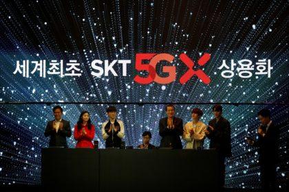 韓国、世界初の商用5G