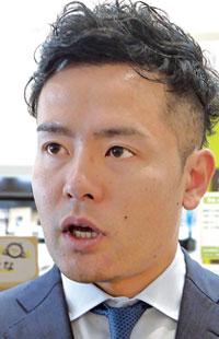 ビオセボン・ジャポン代表取締役社長 岡田 尚也