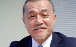 グラフィコ取締役営業本部長 秦 俊二