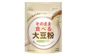 マルコメ「そのまま食べる大豆粉」