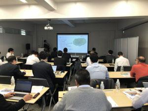 「推論のAI、ベイジアンネットワークのID-POS分析への活用を探る」AI&ID-POS協働研究フォーラム主催 AI入門セミナー画像