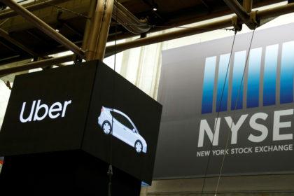 ウーバー ニューヨーク証券取引所