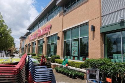 Market Basket最大店舗である旗艦店のChelsea店