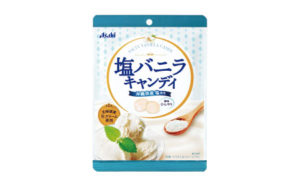 アサヒグループ食品 塩バニラキャンディ