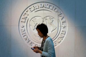 国際通貨基金(IMF)