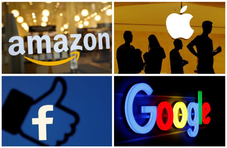 アマゾン アップル フェイスブック グーグル