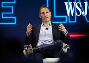 アマゾン・ウェブ・サービシズ 最高経営責任者(CEO)アンディ・ジャシー氏