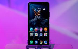 ファーウェイのスマートフォン「Honor 20」