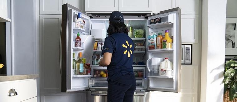 ウォルマート冷蔵庫
