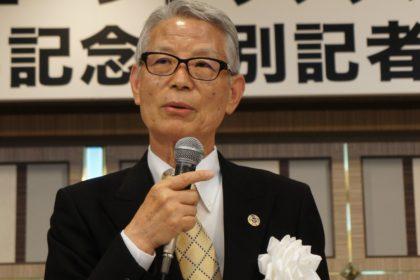 JACDS新会長に就任したウエルシアHD会長の池野隆光氏