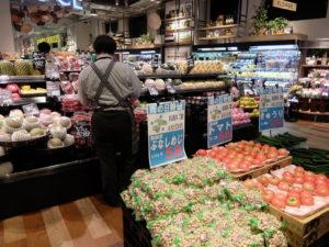 いわゆるデイリーユースのスーパーマーケットの顔も持つ