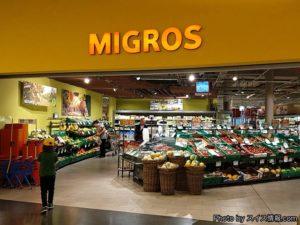 ミグロの入り口