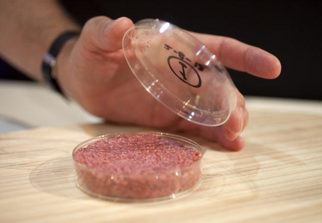 培養肉が実用化される日は遠くない(写真提供: culturedbeef.org)
