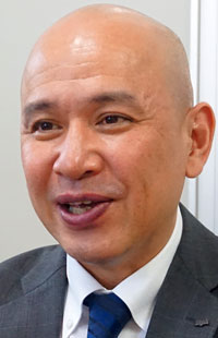 ビッグ・エー代表取締役社長 三浦 弘