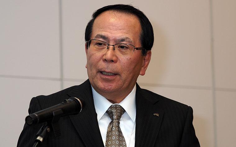 株式会社マルエツ 代表取締役会長 上田 真氏