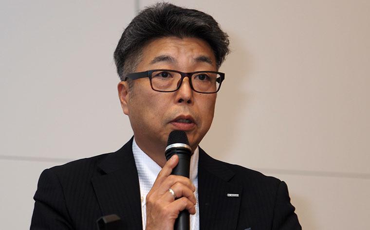 株式会社阪急オアシス 取締役執行役員 西本和也氏